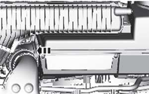 кожух всасывающей трубки Ford Kuga