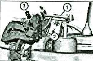крепление шланга Ford S-Max