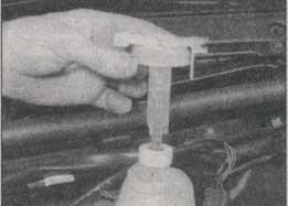 крышка бачка тормозной системы Ford Scorpio