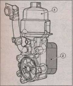 масляный фильтр Ford Focus