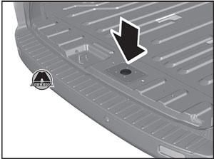 Наклейка с указанием максимально разрешенной скорости Ford Tourneo Custom