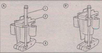натяжитель приводной цепи Ford Mondeo