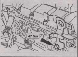 подъём двигателя Ford Transit