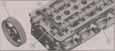 распределительный механизм Ford Mondeo