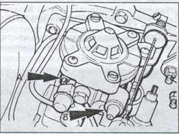 регулировочные элементы топливного насоса bosch Ford Transit