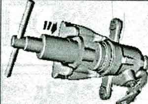 специнструмент Ford S-Max