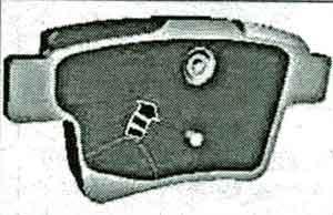 тормозная колодка Ford S-Max