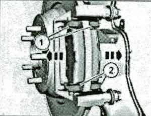 установка зажимов Ford S-Max