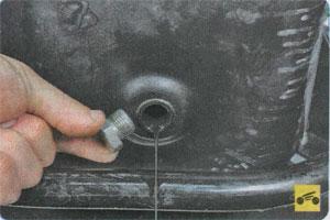маслоналианое отверстие ГАЗ 2705, маслоналианое отверстие ГАЗ 33021