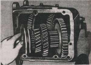 шариковый подшипник ГАЗ 66