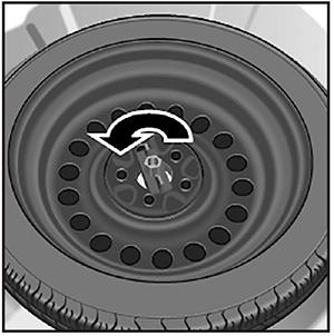 Запасное колесо Geely Coolray