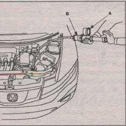 давление радиатора Honda Civic 5D