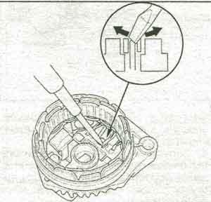 разрушение диода Honda Fit, разрушение диода Honda Jazz