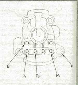 выпрямительный блок Honda Fit, выпрямительный блок Honda Jazz