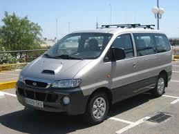 Автомобиль Hyundai H1, автомобиль Хюндай Х1