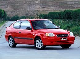 Автомобиль Hyundai Accent, автомобиль Хюндай Акцент
