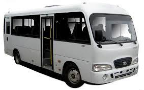 Автобус Hyundai County, автобус Хюндай Коунти