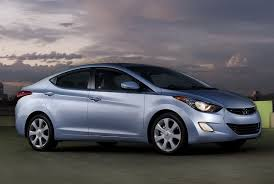 Автомобиль Hyundai Elantra HD, автомобиль Хюндай Элантра АшД