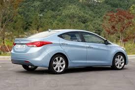 Автомобиль Hyundai Elantra MDЮ, автомобиль Хюндай Элантра MД
