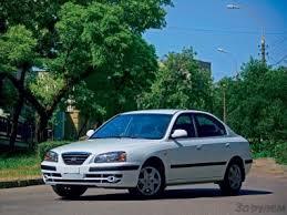 Автомобиль Hyundai Elantra XD, автомобиль Хюндай Элантра ХД