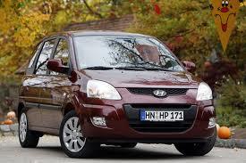 Автомобиль Hyundai Matrix, автомобиль Хюндай Матрикс