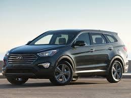 Автомобиль Hyundai Santa Fe FL, автомобиль Хундай Санта Фе ФЛ