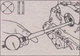 коленчатый вал Hyundai Galloper I, коленчатый вал Galloper II
