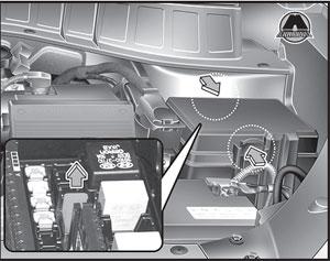 Предохранитель Hyundai Tucson TL