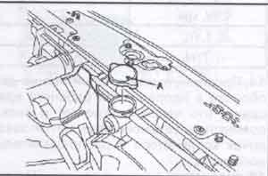 пробка радиатора Hyundai Getz