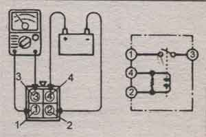 проверка цепи вентилятора Hyundai Sonata