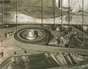 ремень привода Hyundai ix35