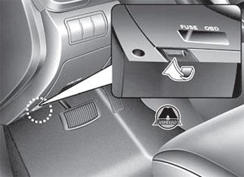 Рычаг Hyundai Solaris