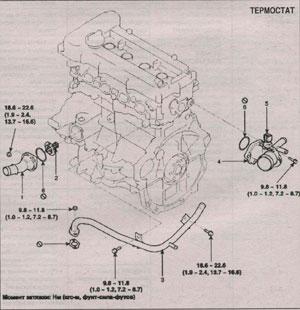 шланги радиатора Hyundai Solaris