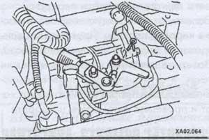 трос управления акпп Hyundai Accent