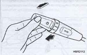 выключатель света Hyundai H1, выключатель света Hyundai H200
