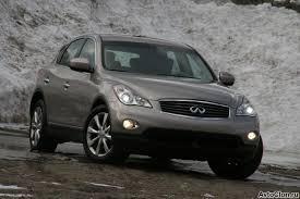 Автомобиль Infiniti EX25, автомобиль Инфинити ЕХ25