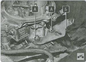 шланги подачи топлива ГАЗ 2310, ГАЗ 2752, ГАЗ 2217, шланги слива топлива ГАЗ 2310
