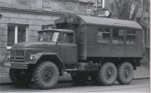 автомобиль ВМ-131 на шасси ЗИЛ-131Н