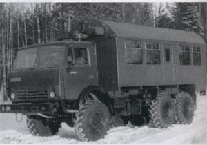 автомобиль ВМ-4310 на шасси КшиАЗ-4310