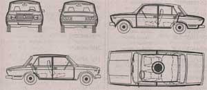 кузов отечественного авто