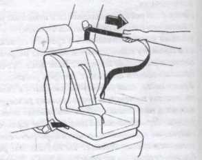 монтаж детских удерживающих устройств Mazda CX-9