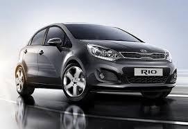 Автомобиль Kia Rio, автомобиль Киа Рио