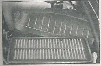 Фильтрующий элемент Kia Picanto