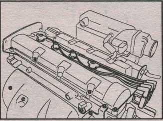 крышка головки цилиндров Kia Cerato