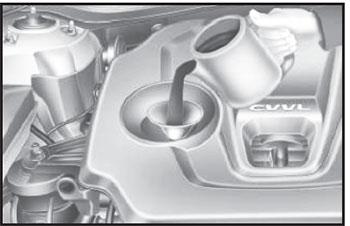 Моторное масло Kia Optima