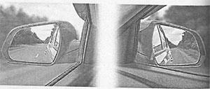 Боковые зеркала Kia Sportage