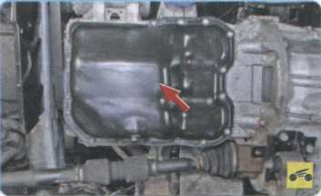 система смазки Kia Sportage III