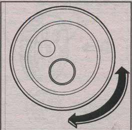 ролик натяженипя зубчатого ремня Kia Sephia, ролик натяженипя зубчатого ремня Kia Shuma