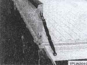 ручка заднего борта Kia K2500