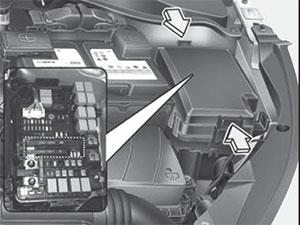 Самовосстанавливающийся предохранитель Kia Ceed / ProCeed